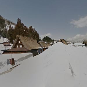 Gokayama (StreetView)