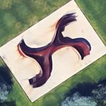 'Junction' by Richard Serra