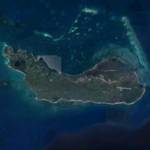 Île-à-Vache (Google Maps)