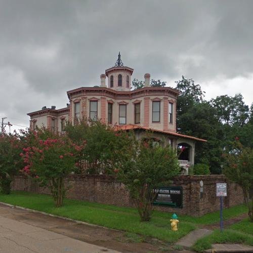 Ace Of Clubs House In Texarkana Tx Google Maps