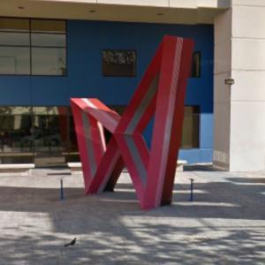 'Identidad Geometrica' by Oswaldo Sagástegui (StreetView)