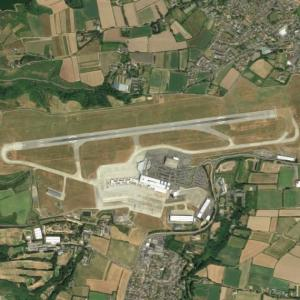 Jersey Airport (Google Maps)