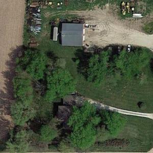 Steve King's House (Google Maps)