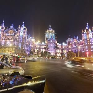 Chhatrapati Shivaji Terminus railway station (StreetView)