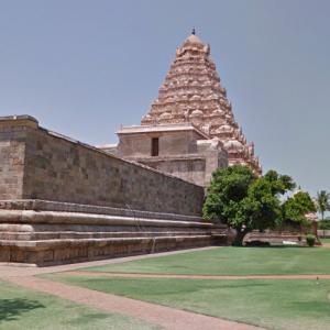 Brihadeeswarar Temple, Gangaikonda Cholapuram (StreetView)