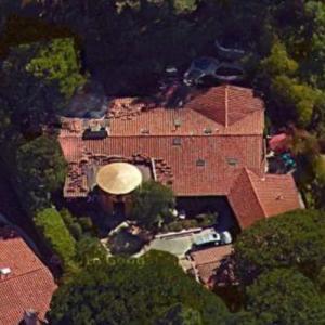 Paul Westphal's House (Google Maps)