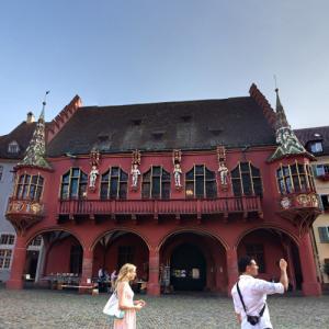 Historisches Kaufhaus Freiburg im Breisgau (StreetView)