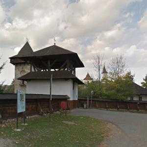 Humor Monastery (StreetView)