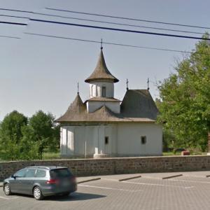 Church of the Holy Cross, Pătrăuți (StreetView)