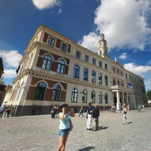 Riga City Council (StreetView)
