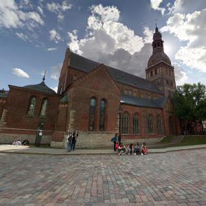 Riga Cathedral (StreetView)