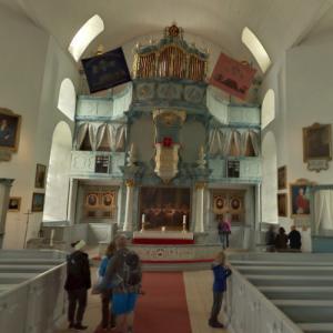 Røros Church (StreetView)