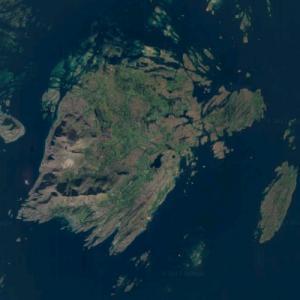 Vegaøyan (Google Maps)