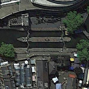 Camden Lock (Google Maps)