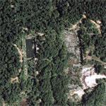 Pyramid Ruins of Needmore (Google Maps)
