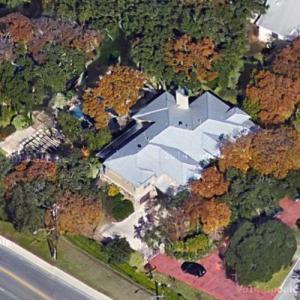 Dennis Rodman's House (Google Maps)
