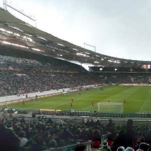 Mercedes-Benz Arena Stuttgart interior (StreetView)