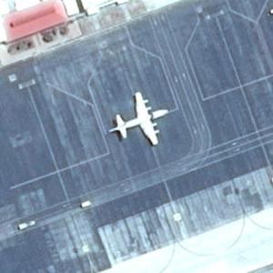 P-3B Orion - US Customs (Google Maps)