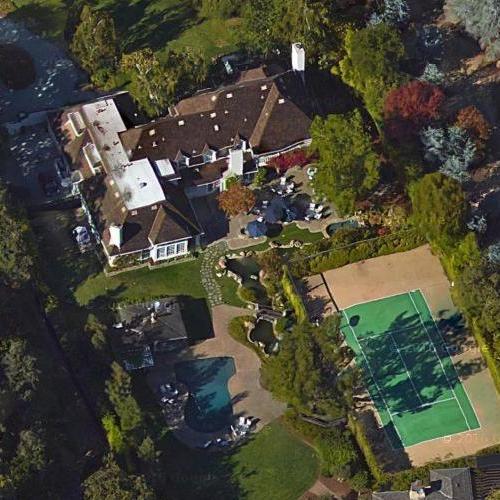 George Marcus House In Los Altos Hills Ca Google Maps