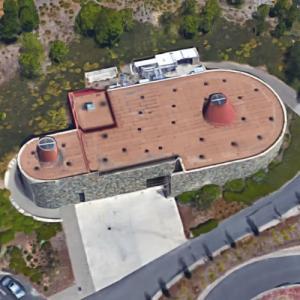 'Keller Estate' by Ricardo Legorreta (Google Maps)
