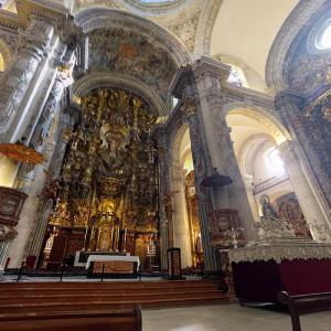 """Iglesia De La Salvador (""""Agents of S.H.I.E.L.D."""") (StreetView)"""