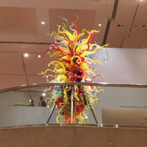 'End of the Day #2' by Dale Chihuly (StreetView)