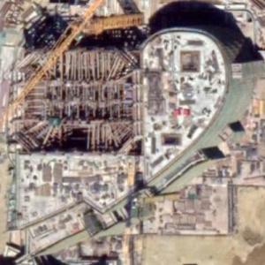 Baoneng Financial Center under construction (Google Maps)
