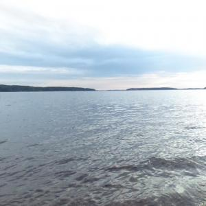 Saimaa - Largest lake in Finland (StreetView)