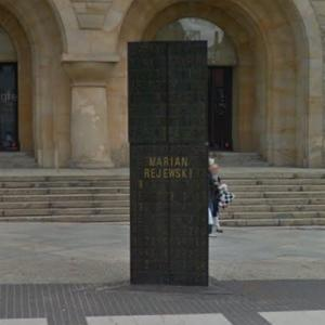 Enigma Ciphering Memorial (StreetView)