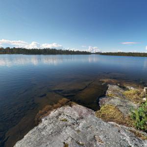 Lake Inari (StreetView)