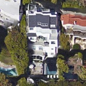 Mel B.'s House (Google Maps)