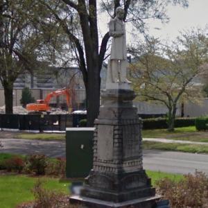 Samuel Noble Monument (StreetView)