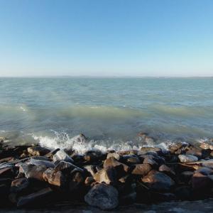 Lake Balaton - Largest lake in Central Europe (StreetView)