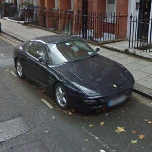 Ferrari 456 (Abandoned) (StreetView)