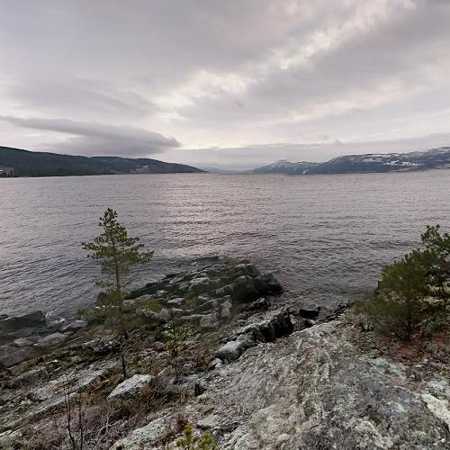 Mjosa Largest Lake In Norway In Hamar Norway Google Maps