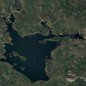 Lokka Reservoir (Google Maps)