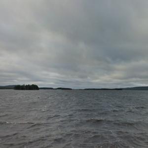 Lake Kemijärvi (StreetView)