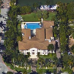 Irene Sáez's House (Google Maps)