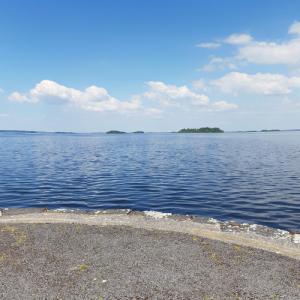 Lough Corrib - Largest lake in Ireland (StreetView)