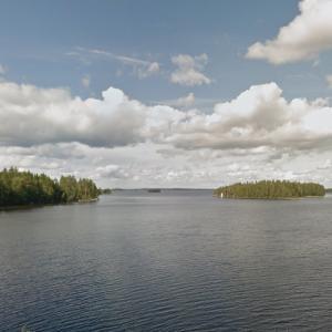 Lake Konnevesi (StreetView)