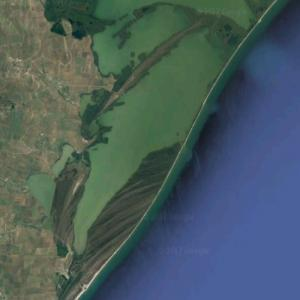 Lake Sinoe (Google Maps)