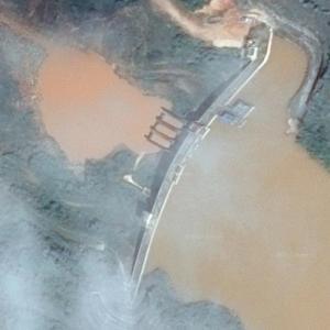 Nyabarongo Power Station - Largest power station in Rwanda (Google Maps)