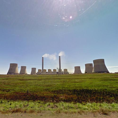 Largest Power Station In South
