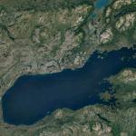 Iliamna Lake - Largest lake in Alaska