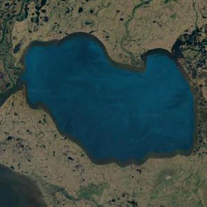 Selawik Lake (Google Maps)