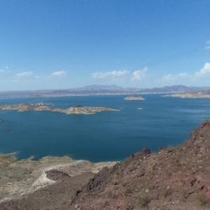 Lake Mead - Largest reservoir in the U.S. (StreetView)