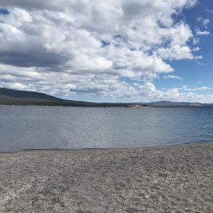 Yellowstone Lake - Largest lake in Wyoming (StreetView)