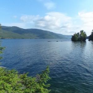 Lake George (StreetView)