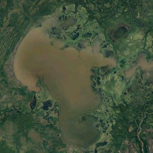 Lake Claire (Google Maps)