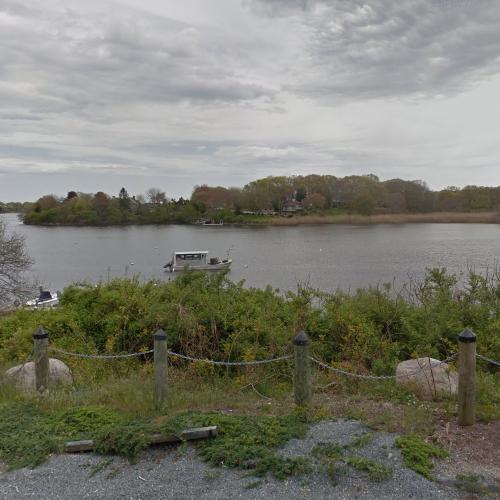 Ninigret Pond - Largest lake in Rhode Island in Charlestown ...